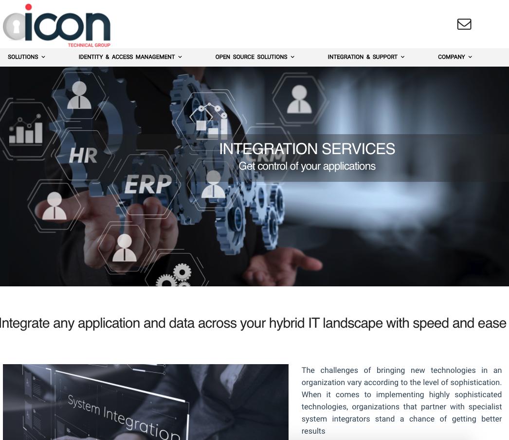 Icon-Integration